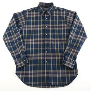 Pendleton Mens M Board Shirt Pure Virgin Wool USA